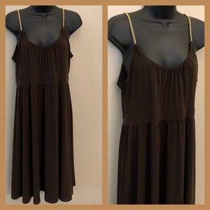 Michael Kors Brown Dress